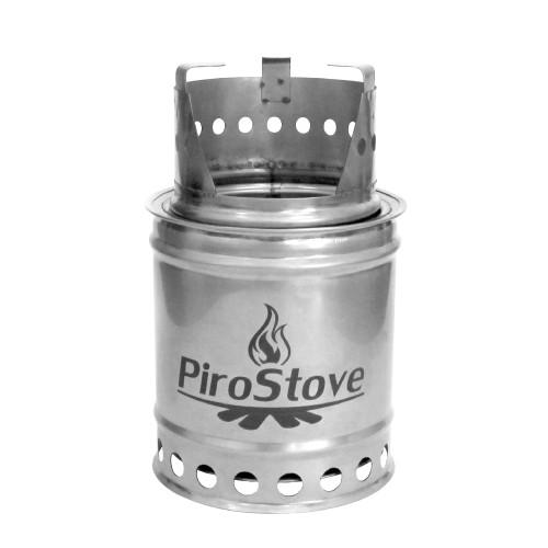 Печка-щепочница PiroStove Solo