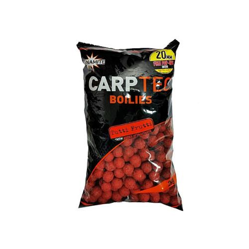 Бойлы тонущие Dynamite Baits 20 мм. Tutti Frutti CarpTec 2 кг.