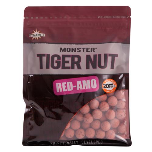 Бойлы тонущие Dynamite Baits 20 мм. Monster Tiger Nut Red-Amo 5 кг.