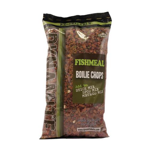 Бойлы резанные DYNAMITE BAITS Fishmeal 2 кг.