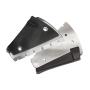 Ножи MORA ICE EZ Cut сферические зубчатые 250 мм.