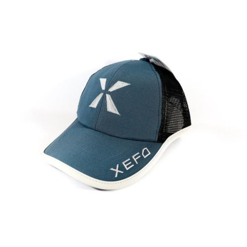 Кепка Shimano XEFO WIND-FIT Half Mesh Cap Небесно голубая Regular Size