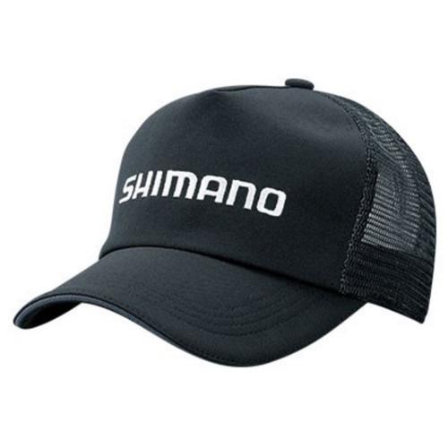 Кепка Shimano Standard Mesh Cap Black Regular Size