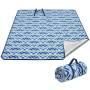 2004 Ariel PicnicBlanket Blue плед 200x200