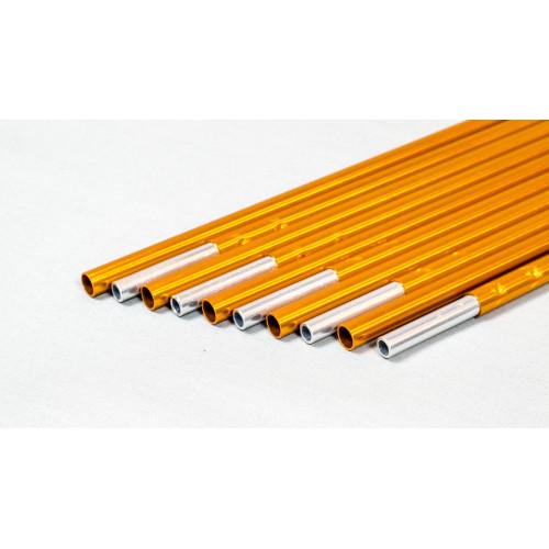 Сегменты дуги алюминий  8,5*35 (10 шт.)