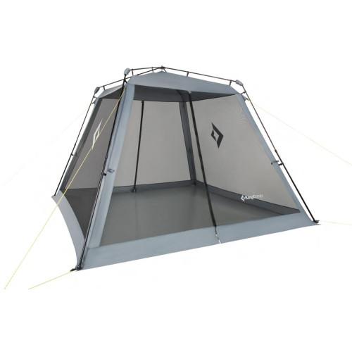 8108 CAMP KING COOL шатёр (серый)