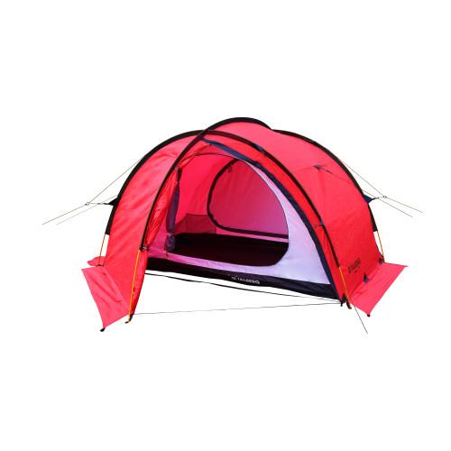 MAREL 2 PRO RED палатка Talberg (красный)
