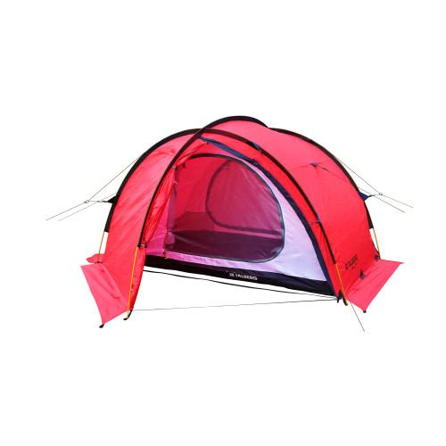 MAREL 3 PRO RED палатка Talberg (красный)