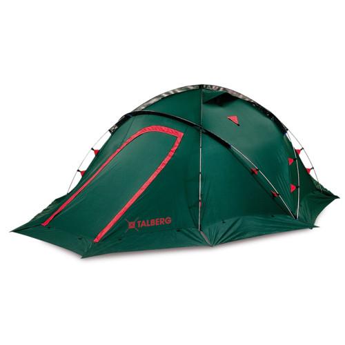 PEAK PRO 3 палатка Talberg (зелёный)