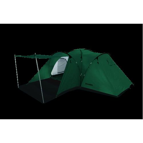 DELTA 6 палатка TALBERG (зелёный)
