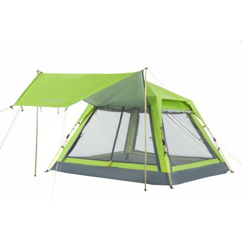 3099 POSITANO шатёр кемпинговый (зелёный)