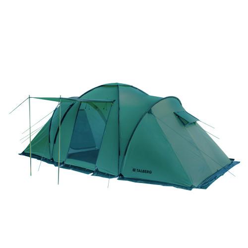 BASE 4 палатка Talberg (зелёный)