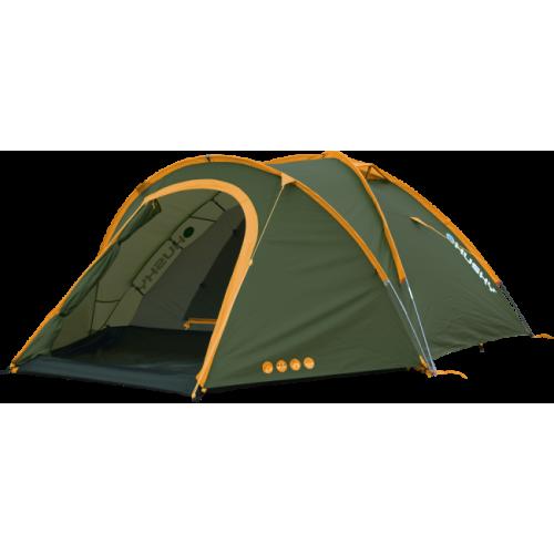 BIZON 4 Classic палатка (зеленый)