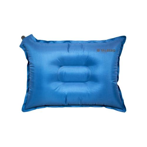 TRAVEL PILLOW подушка туристическая  (синий (43х34х8,5) см)