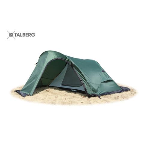 SUND 2 PLUS палатка Talberg (зелёный)