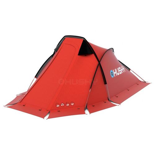 FLAME 1 палатка (красный)