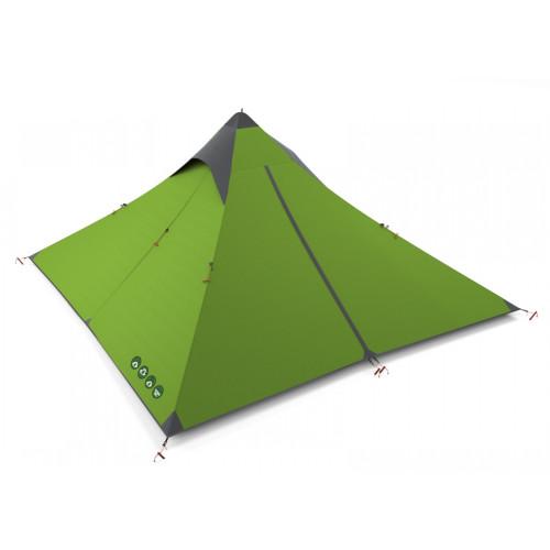 SAWAJ 2 TREK палатка (зеленый)