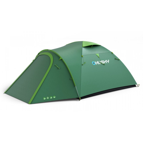 BIZON 3 PLUS палатка (зеленый)