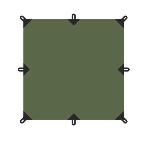 TENT  тент 3X3м  Talberg (зелёный)