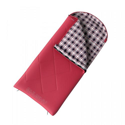 GROTY L -5°С 200x85 спальный мешок (красный правый)