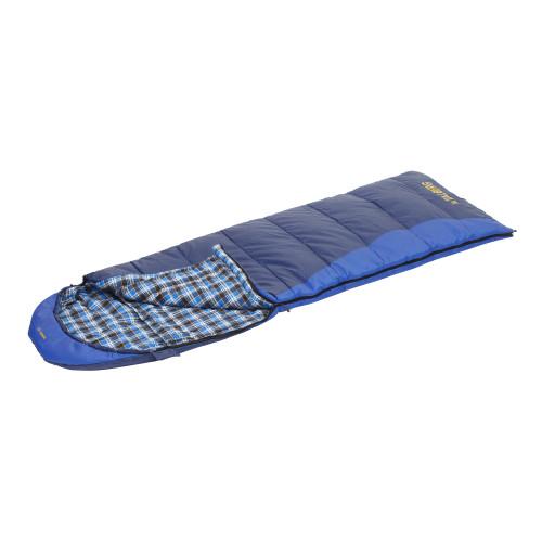 BUSSEN WIDE -11С спальный мешок (-11С, правый )