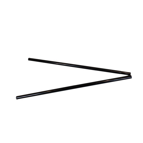 Стойка верхняя шатра ARBOUR (2 сегмента) черная