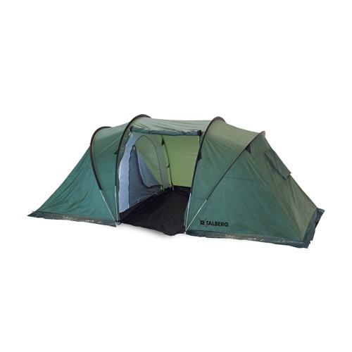 TAURUS 4 палатка Talberg (зеленый)