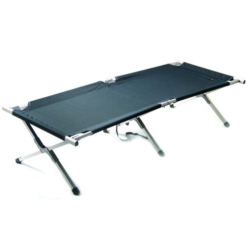 3806 Delux Camping Bed   кровать скл. алюм (190Х63Х42)