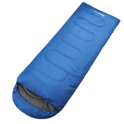 3121 OASIS 250  -3С 190+30x75 спальный мешок (синий, левый)