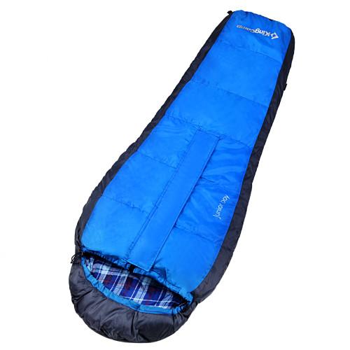 3194 JUNIOR BOY +5С 165x70x45 спальный мешок (синий)