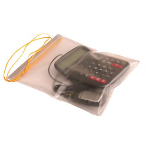 3688 Pvc Bag L  пакет для документов 25х35
