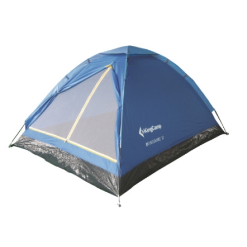 3016 MONODOME Fiber   палатка (2, зелёный)