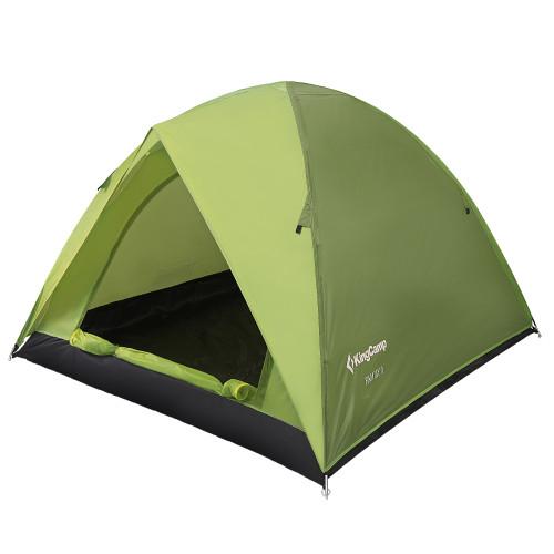 3073 FAMILY  Fiber палатка (3, зеленый)