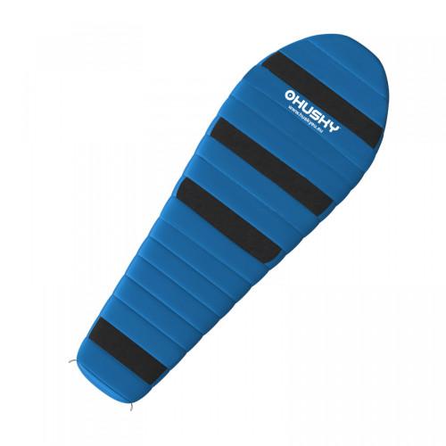 PRIME -27°С 215х85 спальный мешок (синий, левый)
