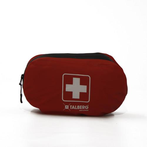 Гермоаптечка FIRST AID TRANSPARENT (красный)
