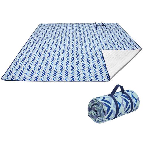 2005 Ariel PicnicBlanket Blue плед 300x200