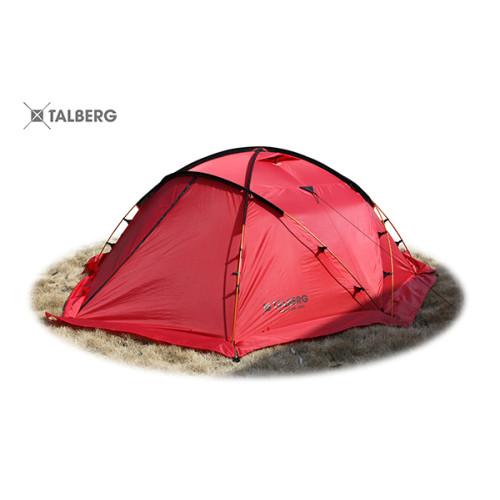 PEAK PRO 3 RED палатка Talberg внешний тент (красный)