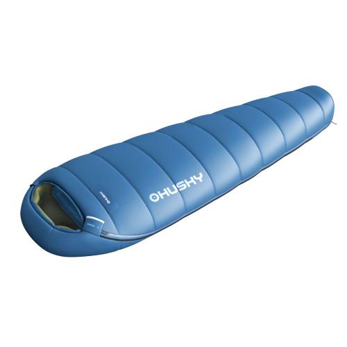 JUNIOR -10°C 190х80 спальный мешок (синий, правый)