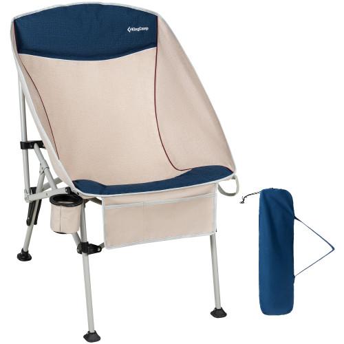 3947 Portable Sling Chair кресло скл. сталь (54x65x94)