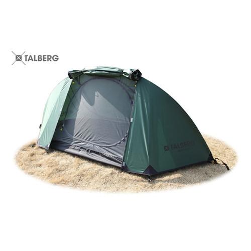BURTON 1 Alu палатка Talberg (зелёный)