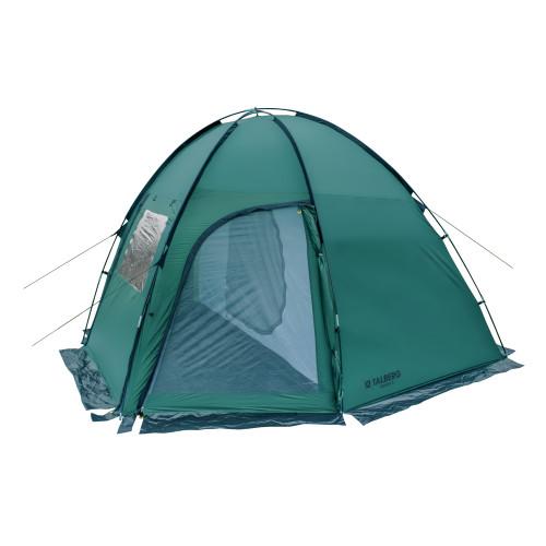 BIGLESS 3 палатка Talberg (зелёный)