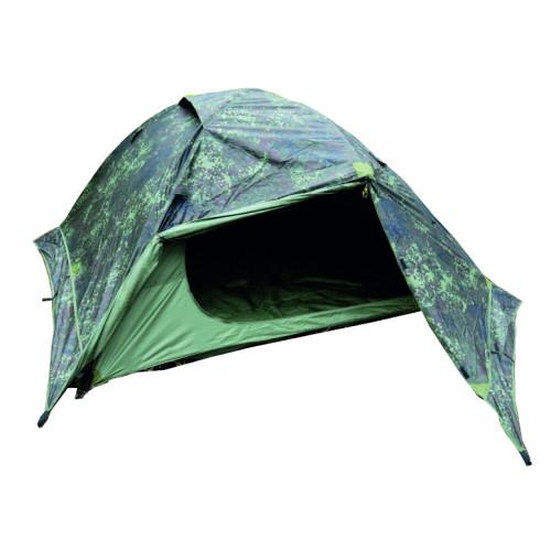 FOREST PRO 3 палатка Talberg (камуфляжный)