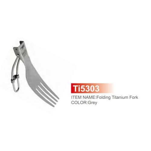 Ti5303 Ultralight Fork Titan вилка скл.