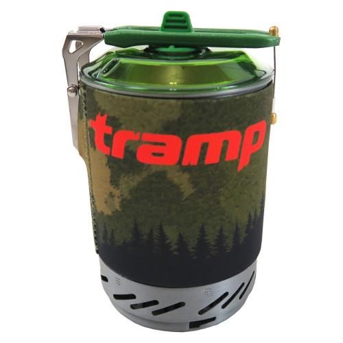 Tramp система для приготовления пищи 0,8 л (оливковый)