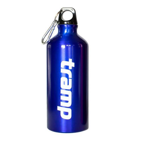 Tramp бутылка алюминиевая в чехле 0,6 л (синий)