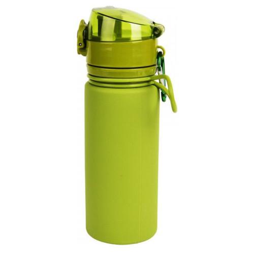 Tramp бутылка силиконовая 0,5 л (оливковый)
