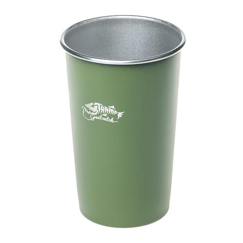 Tramp стакан металлический TRC-099 450 мл (оливковый)