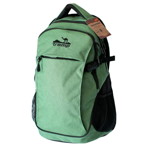 Tramp рюкзак Clever 25 л (зеленый)