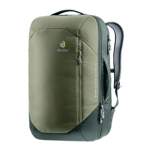 Deuter рюкзак Aviant Carry On Pro 36 (хаки/темно-зеленый)