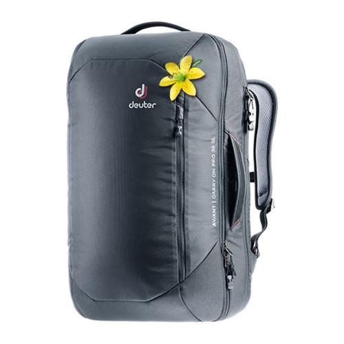 Deuter рюкзак Aviant Carry On Pro 36 (черный)